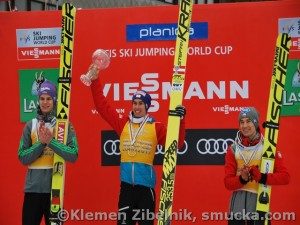 150 Andreas Wellinger, Stefan Kraft, Kamil Stoch