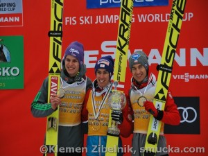 151 Andreas Wellinger, Stefan Kraft, Kamil Stoch
